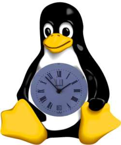 linux time