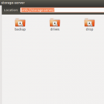 RasberryPi-NAS Server