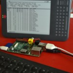 RaspberryPi-Kindel Screen