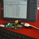RaspberryPi-Kindel Screen