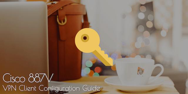 Cisco Router 887V – VPN Example Configuration